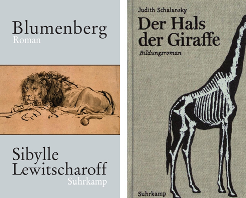 Blumenberg und Der Hals der Giraffe