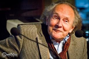 """Peter Kurzeck liest aus """"Vorabend"""" Foto: Anders Balari"""